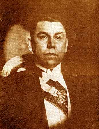 Caratula de las Memorias de Adolfo de la Huerta redactadas por el Lic. - caratula