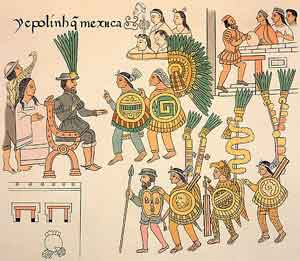 a history of the aztecs and the incas serving the spanish after being conquered Which the aztecs were defeated by hernan cortes, leader of the invasion of the  aztec empire  theory related to the process of osmosis, the belief that the  spanish missionar-  ries, there was no one theory that could satisfactorily be  credited with the con-  in the florentine codex, a compilation of aztec history  told by the.