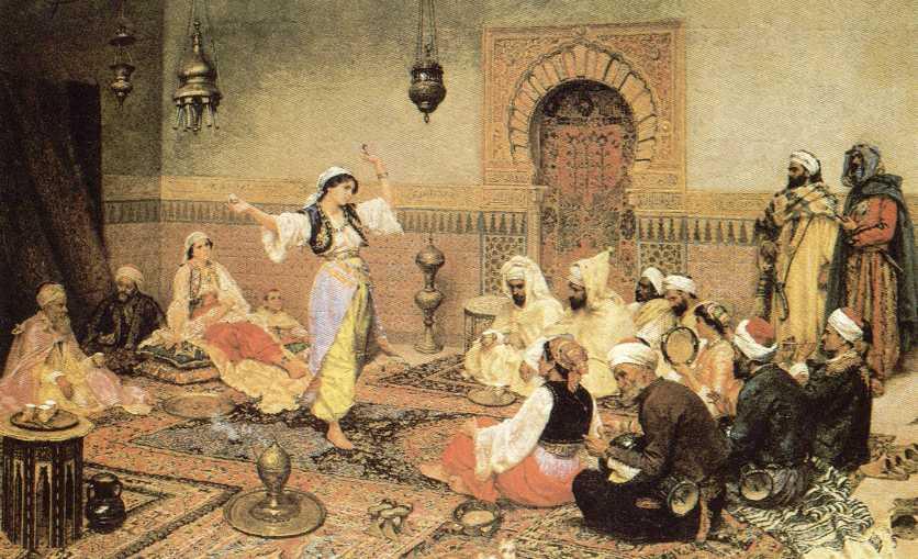 tipos de prostitutas prostitutas en el islam